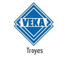 R�f�rences - VEKA menuiseries PVC site de TROYES